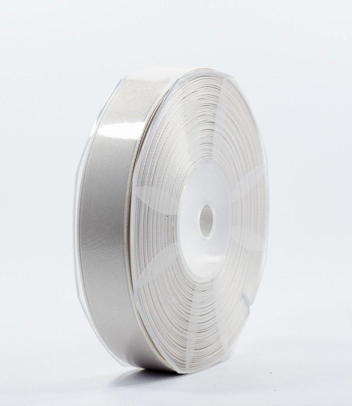 Furlanis nastro di raso avorio colore 35 mm.25 Mt.50
