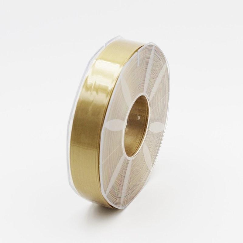 Furlanis nastro di raso oro colore 1084 mm.25 Mt.50