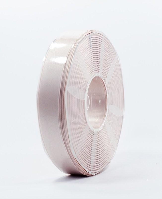 Furlanis nastro di raso cipria chiaro colore 52 mm.25 Mt.50