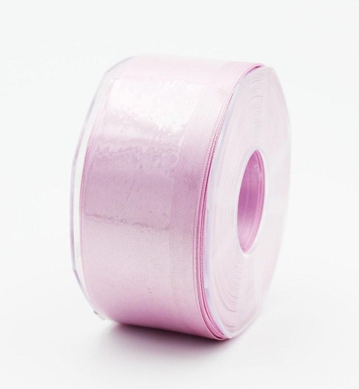 Furlanis nastro di raso rosa colore 70 mm. 48 Mt. 25