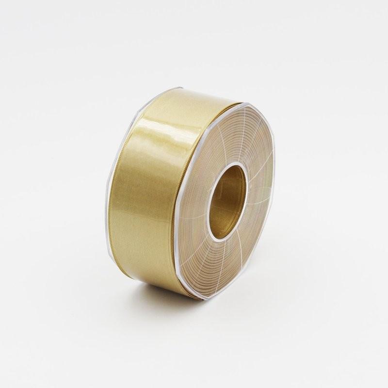 Furlanis nastro di raso oro colore 1084 mm. 48 Mt. 25