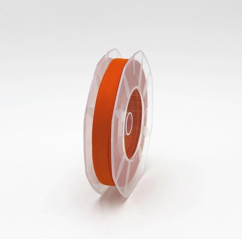 Furlanis nastro garza tipo cotone arancio scuro colore 40 mm.10 Mt. 25
