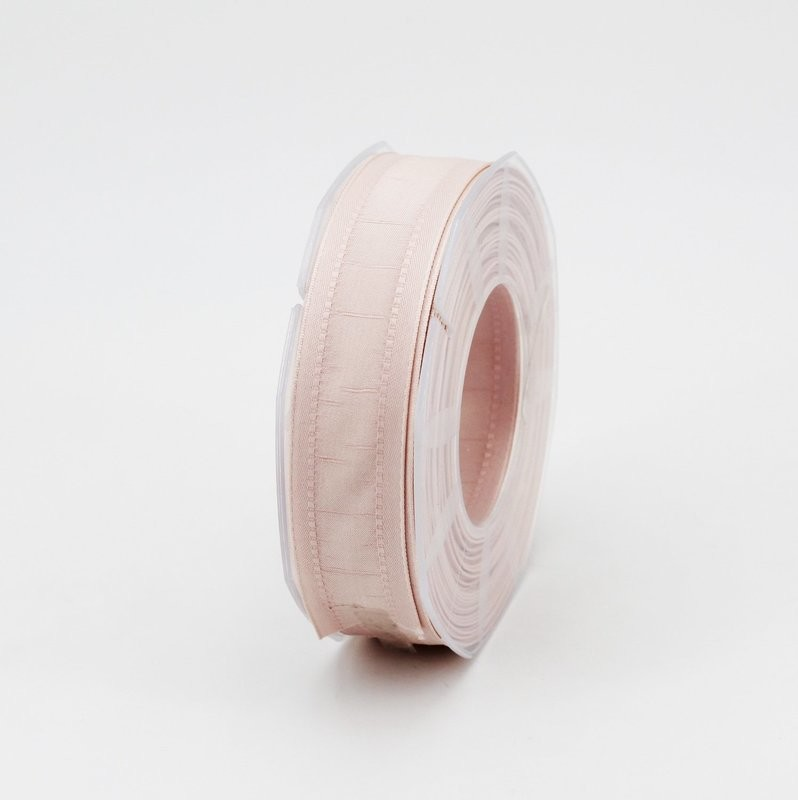 Furlanis nastro seta bordi rinforzati rosa colore 52 mm.25 Mt. 20