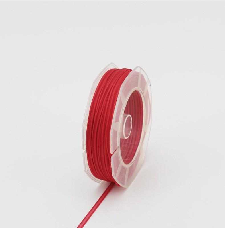 Furlanis nastro organza rosso colore 31 mm.3 Mt. 50