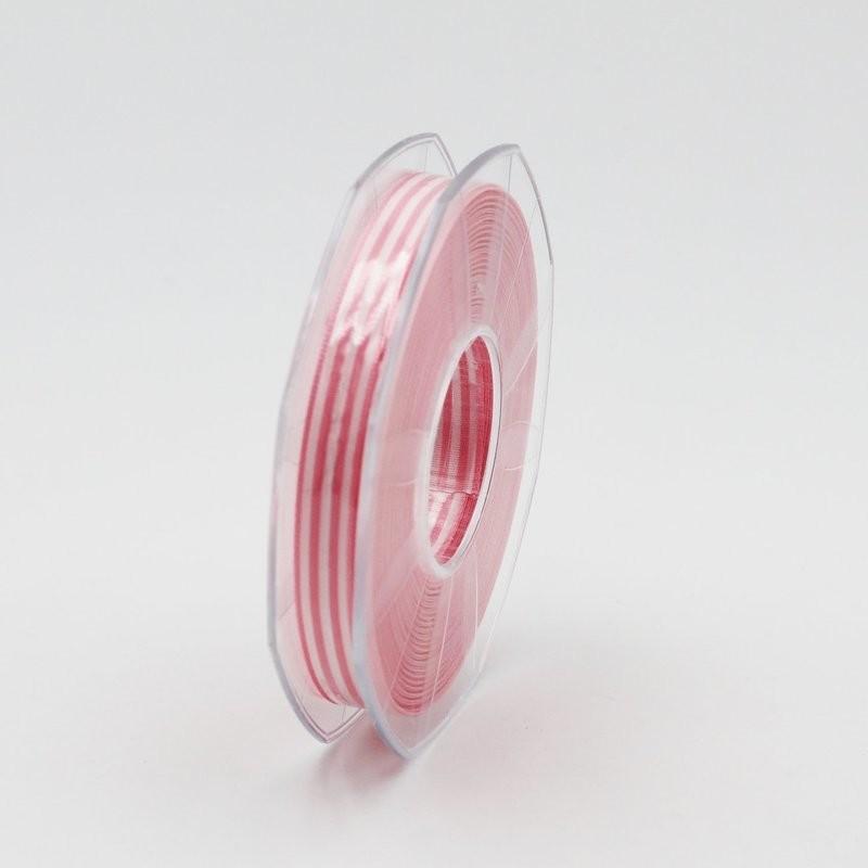 Furlanis nastro bamby rigato rosa colore 20 mm.10 Mt. 25