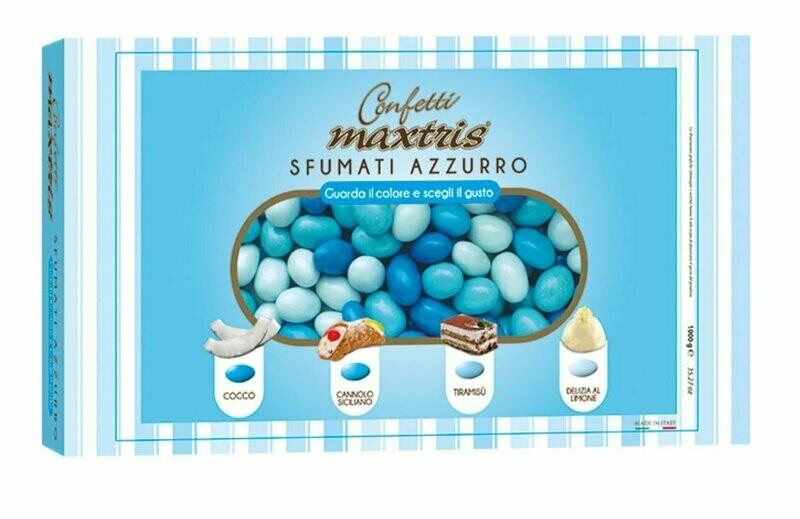 Maxtris Sfumato azzurro