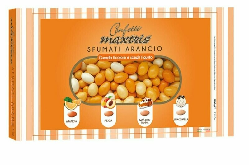 Maxtris Sfumato arancione