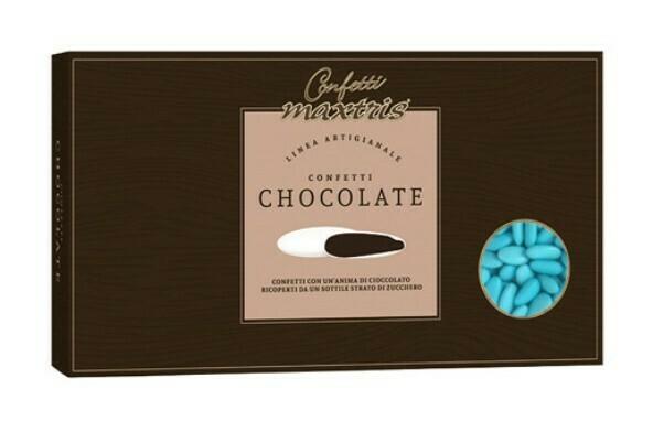 Maxtris Cioccolato Fondente Classico Azzurro