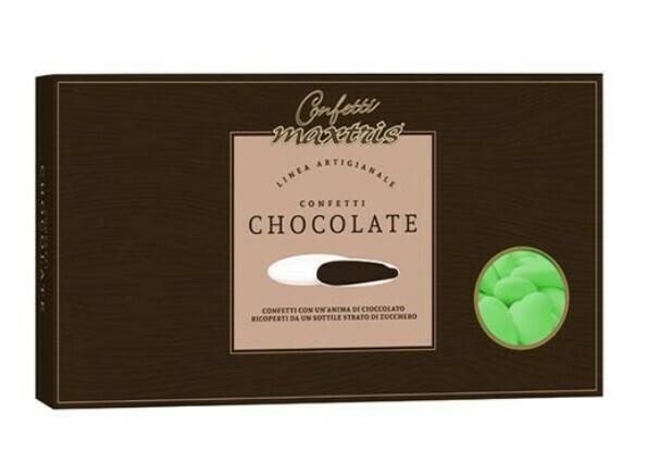 Maxtris Cioccolato Fondente Classico Verde