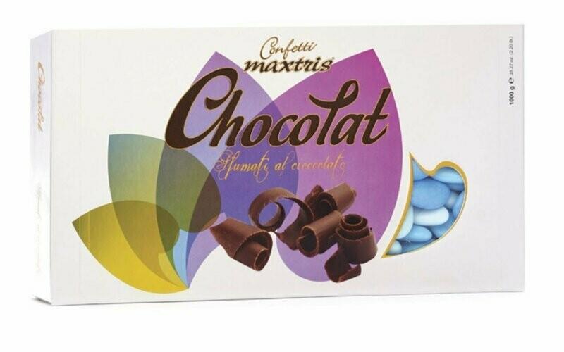Maxtris Sfumati Al Cioccolato Azzurro