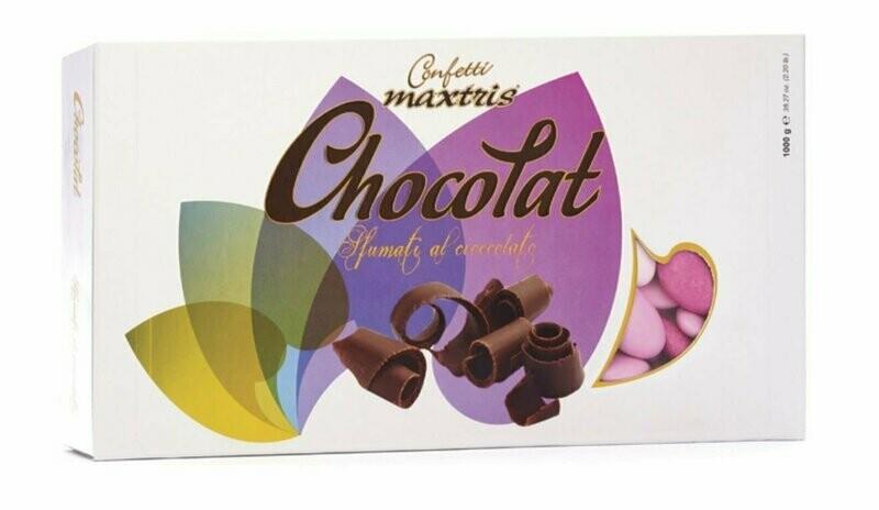 Maxtris Sfumati Al Cioccolato Rosa
