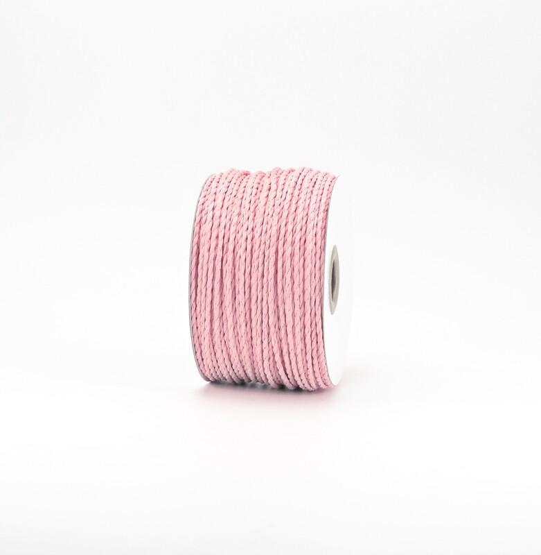 Cordoncino rosa mm.3 Mt.100