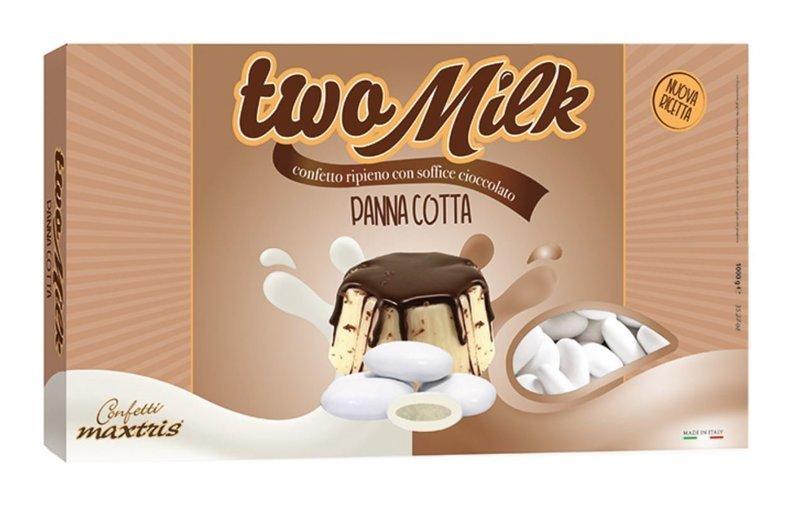 Maxtris Two Milk Panna Cotta