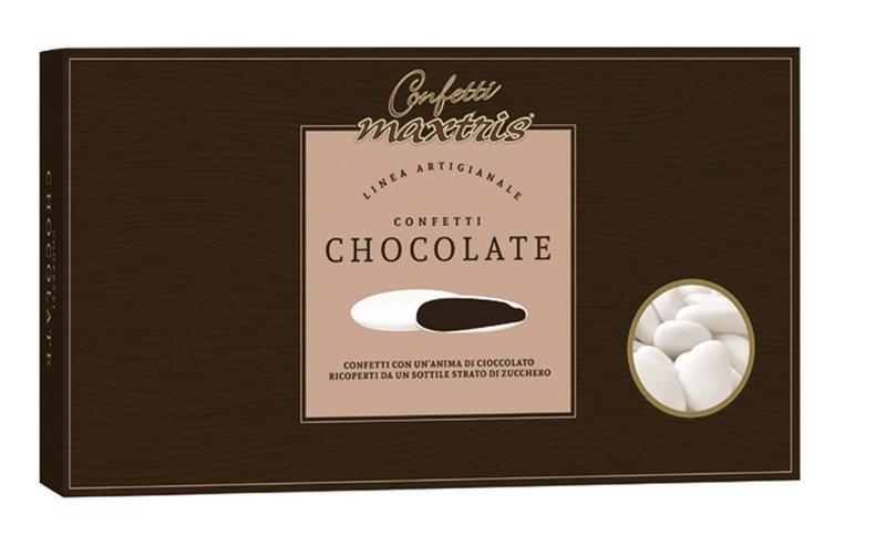 Maxtris Cioccolato Fondente Classico Bianco