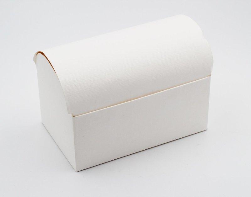 Scatolo cofanetto seta bianco confezioni da pz. 10