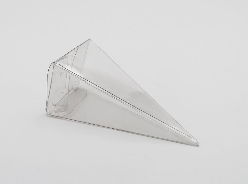 Cono trasparente confezioni da pz. 10