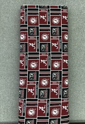 Alabama -100% Cotton fabric - Sold by the yard