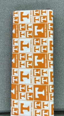 Tennessee - 100% Cotton fabric - Sold by the yard