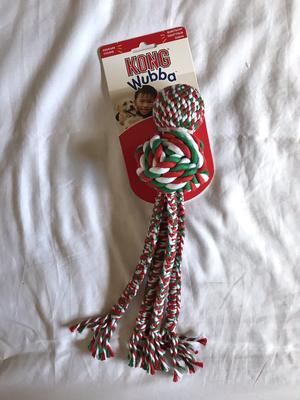 Holiday Wubba weaves