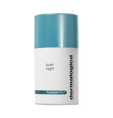 pure night / осветляющий ночной крем