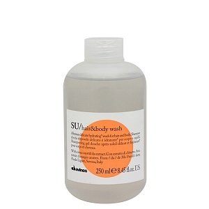 SU / hair and body wash / шампунь для тела и волос