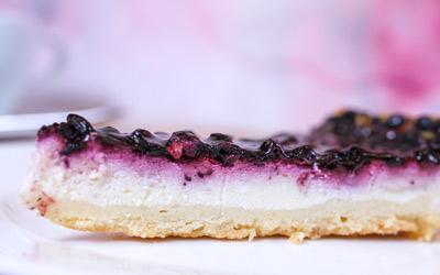 Торт Швабский черничный