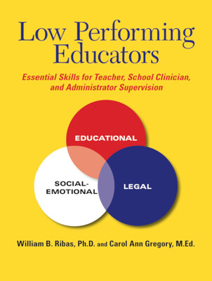 Online Course: Ed. Eval. 2 - Eliminating Low Performance: Supervising, Evaluating & Developing the Unsatisfactory, Needs Improvement, and Low Proficient Teacher & School Clinician -  NOW to Dec 2020