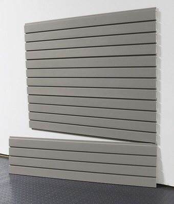 StoreWALL Standard Duty Wall Panel Carton (Weathered Grey) (1219mm)