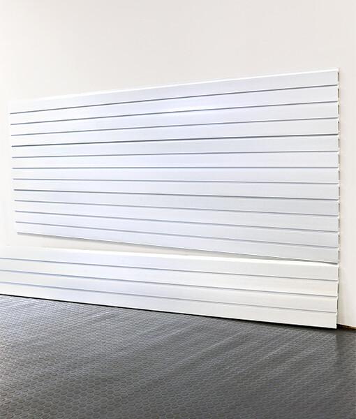 Standard Duty 4 Wall Panel Bundle (Brite White)