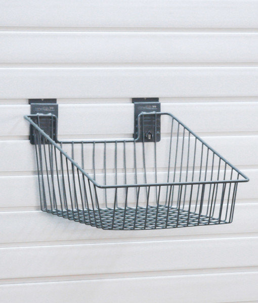 StoreWALL Large Angle Basket