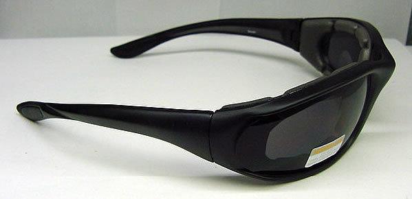 Smoked Lens / Black Frames