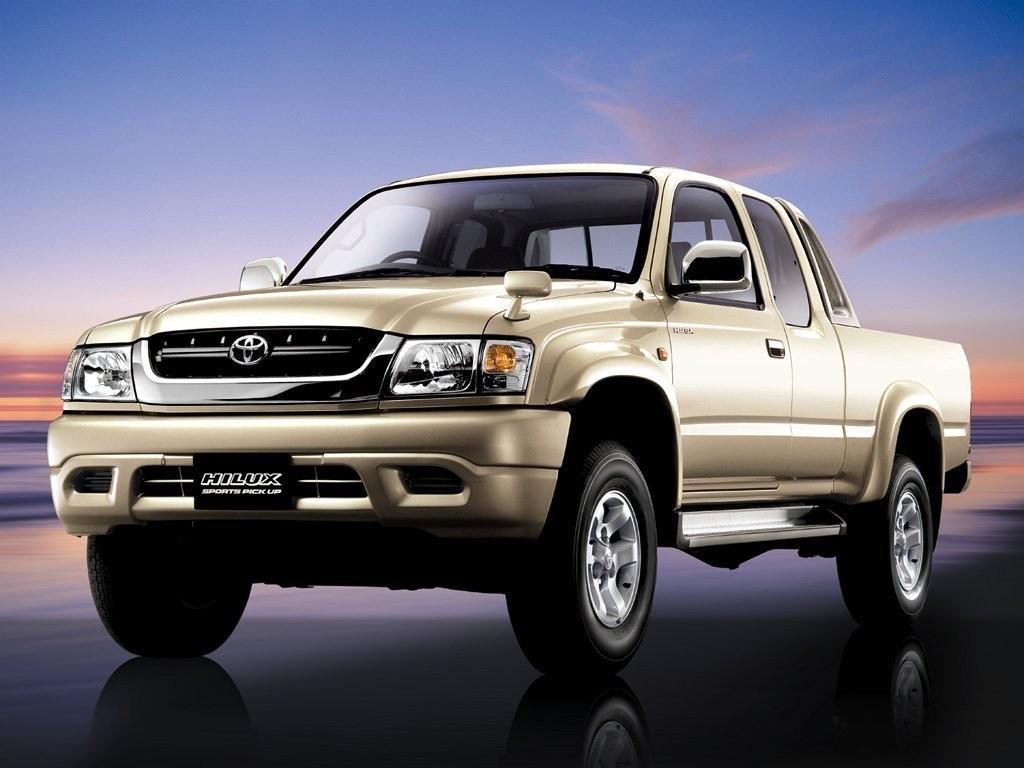 Toyota HiLUX 2.7i 2TR-FE Denso 89663-0KW80