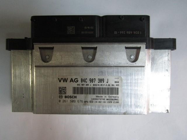 VAG 04C906057 8408 ME17.5.20 Immo Off
