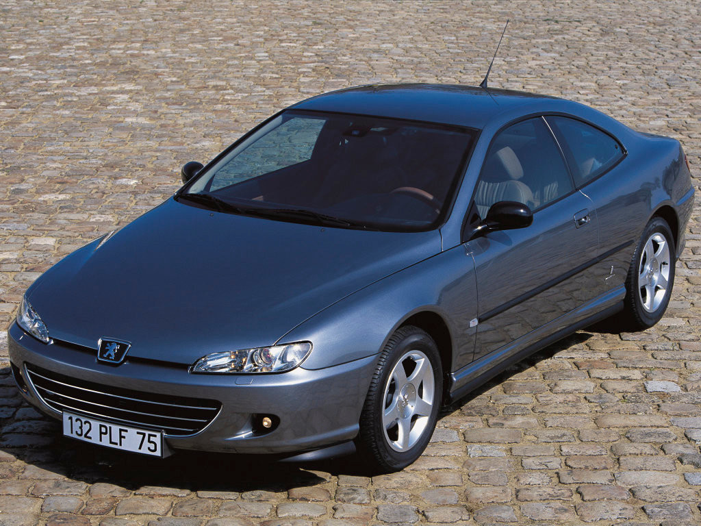 Peugeot 406 2.0HDI EDC15C2 0281011520 1037369507