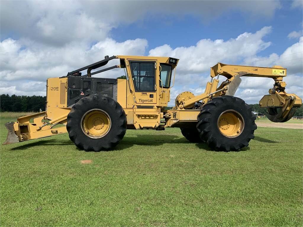 Tigercat Skidder 620E 1037511206 P_662_EDC17CV41_D22.hex 212kW i6ohfk04_tcu