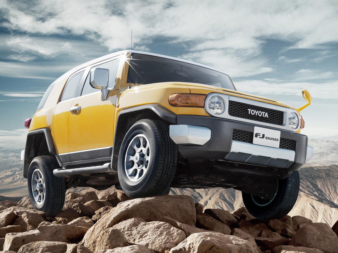 Toyota FJ Cruiser 4.0 1GR-FE 4.0i Denso 89663-35450