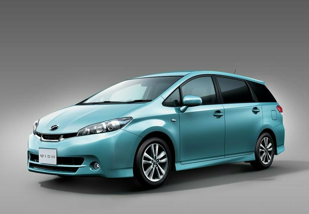 Toyota Wish 1.8i 2ZR-FAE Denso 89663-68200