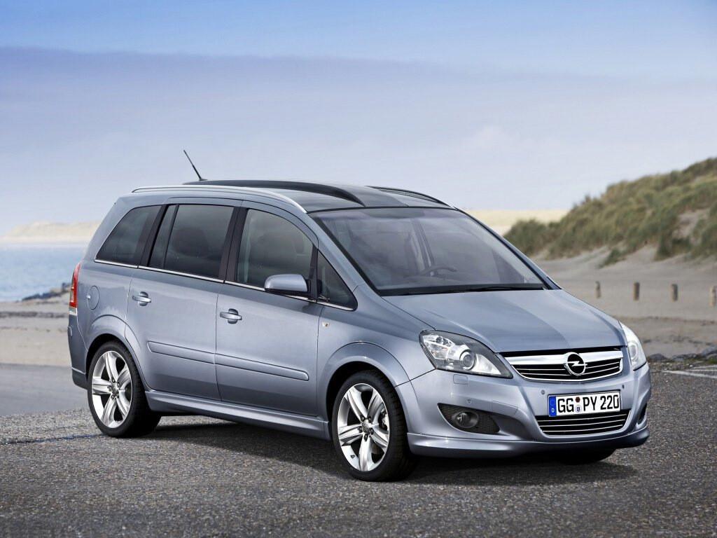 Opel Zafira 1.9CDTI EDC16C39 0281017064 1037505798