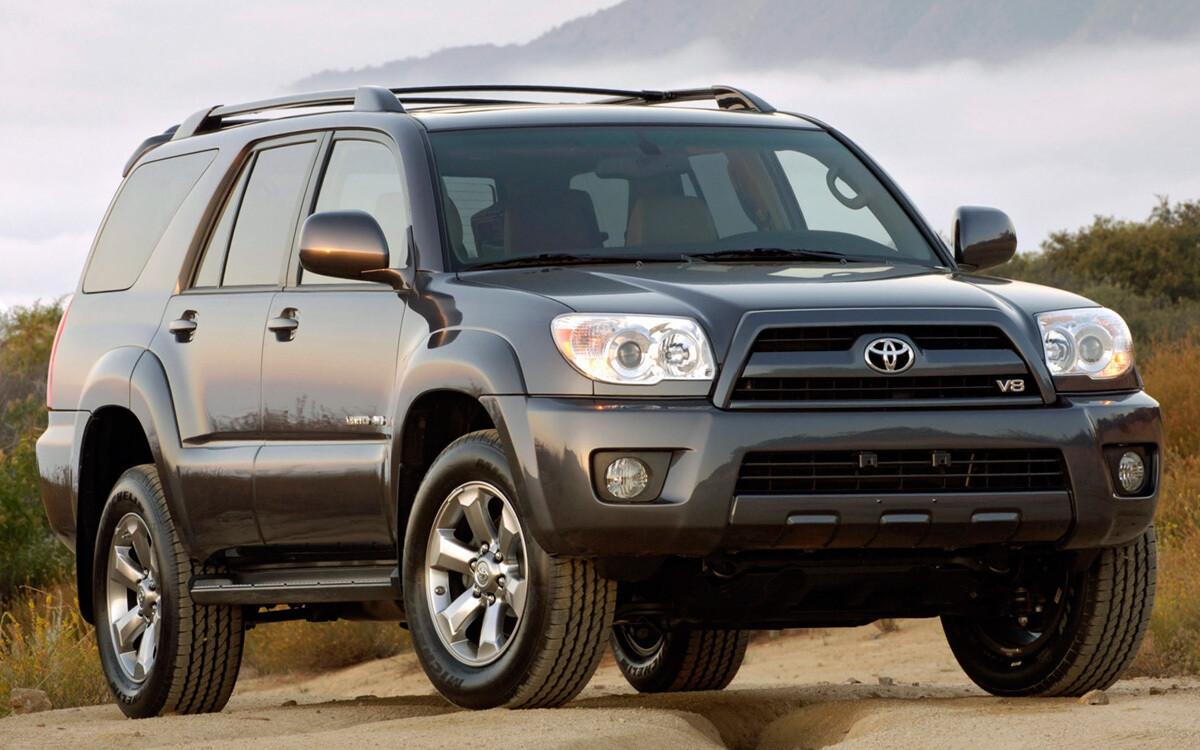Toyota 4 Runner 4.0i 1GR-FE Denso 89663-35F51