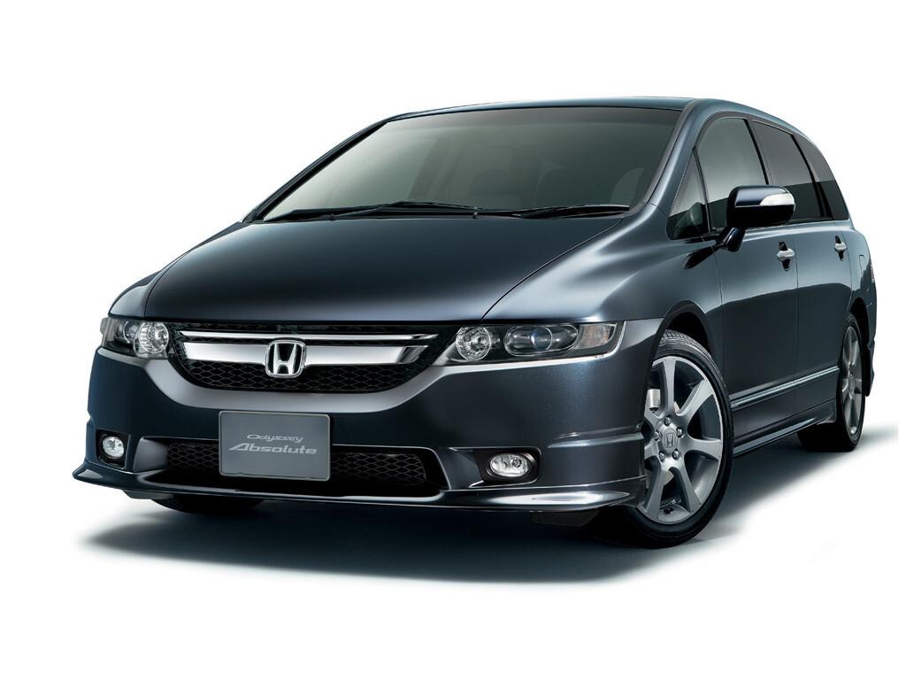 Honda Odyssey 3.5i AT Keihin 37805-RGM-A650