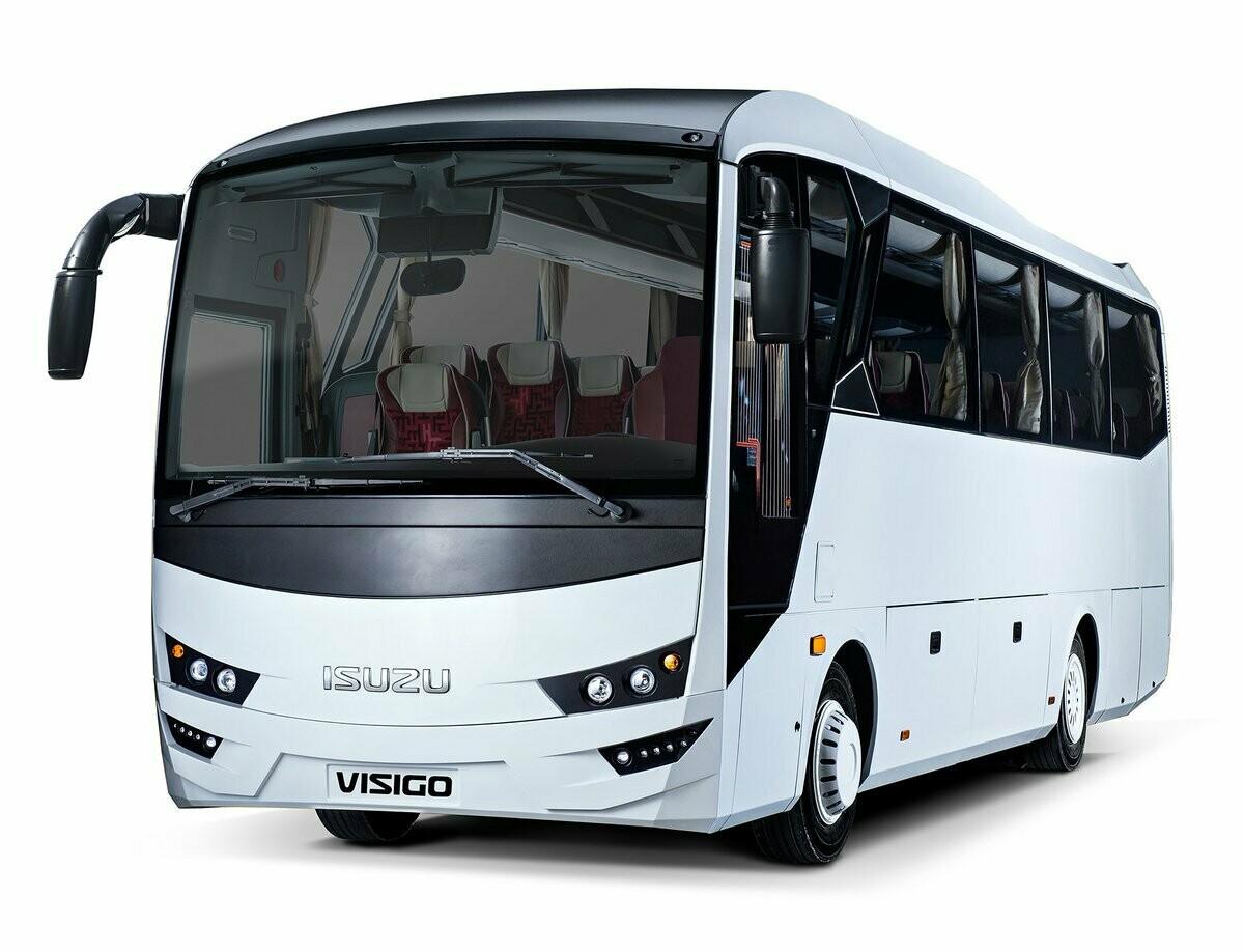 Isuzu Novo Bus 4HK1E5N Transtron 98116785