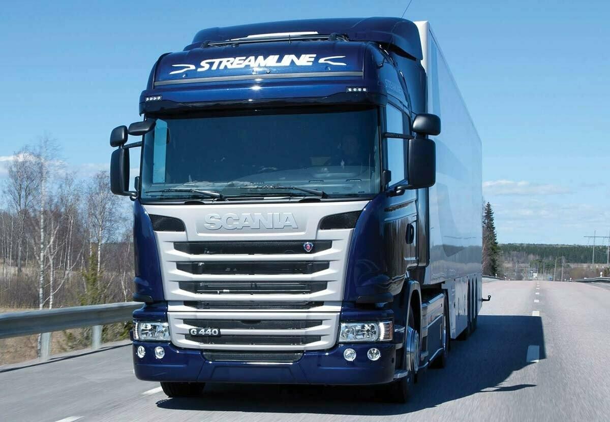 Scania G440 EMS S6 DC1311 1917803 2490834 2462446