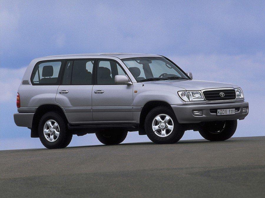 Toyota Land Cruiser V8 4.7i Denso 89663-60621