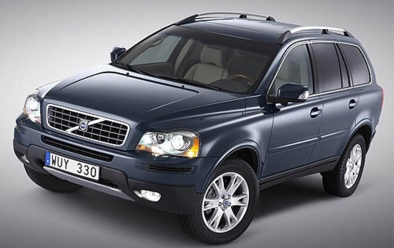 Volvo XC90 2.5T B5254T2 AT 0261204559 30668333A 40LNHJ.a2l