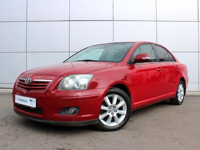Toyota Avensis 2.0D 1AD-FTV Denso 89663-05575