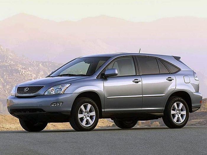 Lexus RX350 3.5i Denso 89663-48690