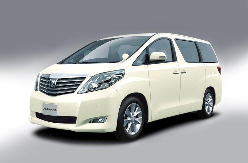 Toyota Alphard 2,4i Denso 89663-58010