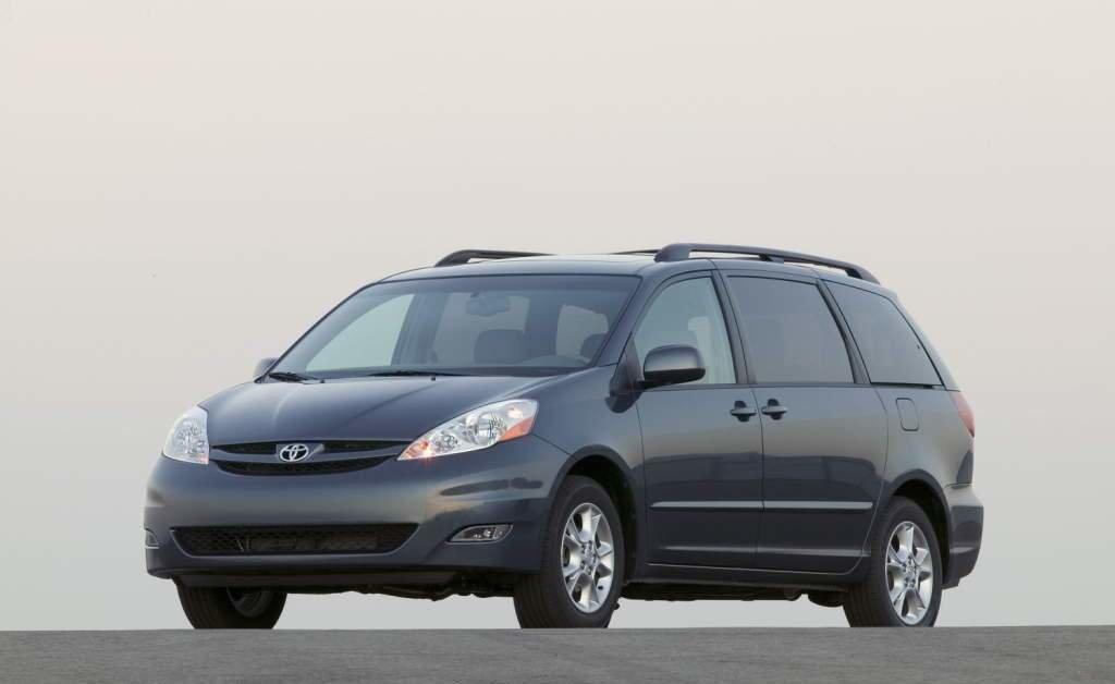 Toyota Sienna (XL20) 3.3 VVT-i Denso 89663-08022