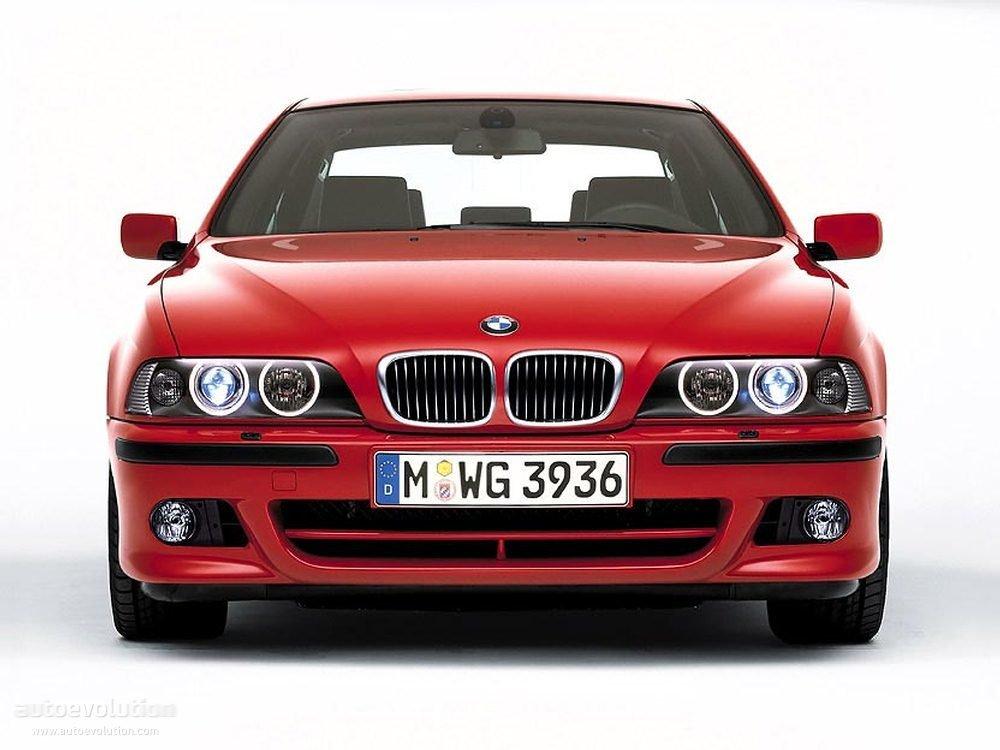 BMW 523i E39 2.3i MS41 2341213