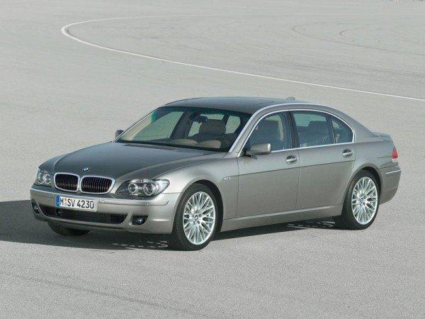 BMW 745i E65 4.4i ME9.2 0261209002 1037389760 07508178 07571107